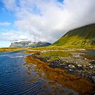 	5  . Landscape from heaven. Lofoten.Gimsoystaumen Bridge. Norway. by Brown Sugar. Views (410).  thank you ! has been featured in Boats, Beaches, Bays! by AndGoszcz