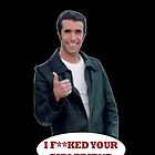 fonzie - the coolest guy by grant5252