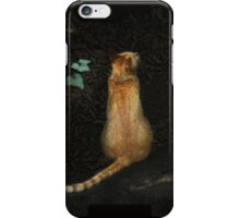 iPhone cover - little tiger waiting iPhone Case/Skin