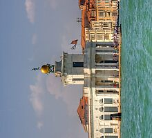 Punta della Dogana - iPhone Case by Tom Gomez