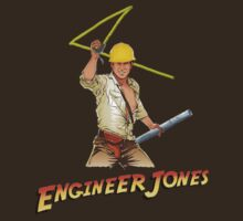 Engineer Jones by Herbert Shin