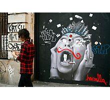 People 5282 / New York Photographic Print