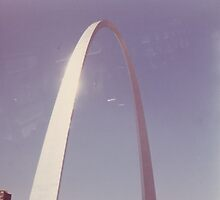 St. Louis Arch - (1969) by Dwaynep2010