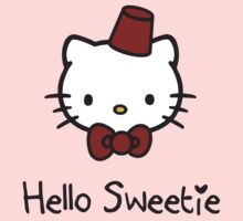 Hello Sweetie by sandrasilvers