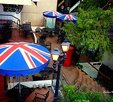 BRITAIN in San Antonio, Texas by Charmiene Maxwell-batten