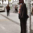 Bucket Man by Trish Woodford