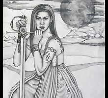 The Apocalypse Warrior by Sandra Gale