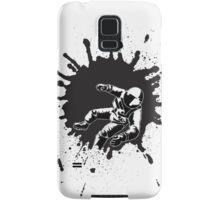 Crash Astronaut Samsung Galaxy Case/Skin