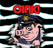oink ripper by Kirk Shelton