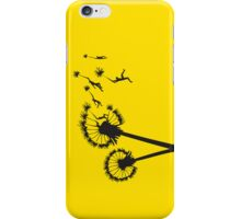 Dandylion Flight iPhone Case/Skin