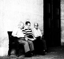 Three Wise Men by Berns