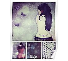 Old Lace Poster