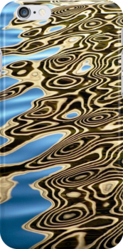 Water Reflection for iPhone by Jeannette Sheehy