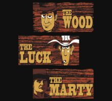 the wood, the luck, the marty by Faniseto