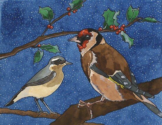 'Birds' by Valena Lova