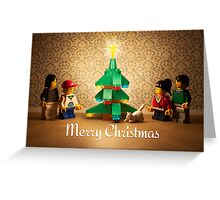 Family Christmas Greeting Card