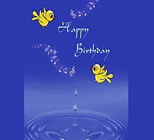 Happy Birthday by Rainy