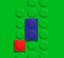 RGB Lego Bricks by Alisdair Binning