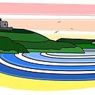 Pendennis Castle, Falmouth by colourfreestyle