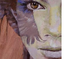 Huntress by Michael Creese