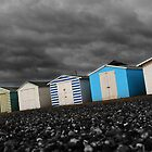 Bexhill Beach Huts by Paul Morris