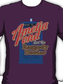 Amelia Pond and the Raggedy Doctor T-Shirt