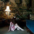 tapestry by Bronwen Hyde