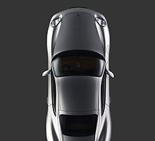 Porsche Cayman Overhead by supersnapper