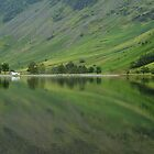 Buttermere reflections by davediver