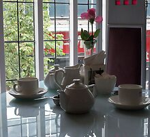 Tea For Two, Willow Tearoom, Glasgow by MagsWilliamson