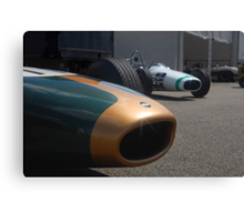 Brabham BT11 Canvas Print