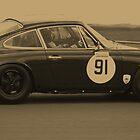 1965 Porsche 911 by cadmonkey