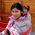 Images Of Peru - The People 1 by Rebel Kreklow