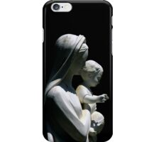 Mother And Child iPhone Case iPhone Case/Skin