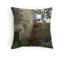 Queen's Hamlet, Versailles VI Throw Pillow