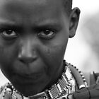 Masai Woman by Jill Fisher