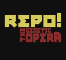 Repo! The Genetic Opera T-Shirt 1 by HarryCane