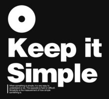 Keep it Simple by sub88