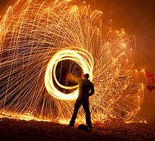 sparks fly by matthew  hampshire