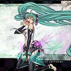 Miku Append by Tsuyoshi