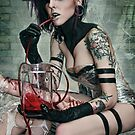Utenomjordisk blodsugerens by gAkPhotography