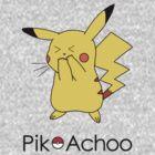 Pikachoo! by arijenice