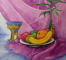 Fruit Still Life by amiradance