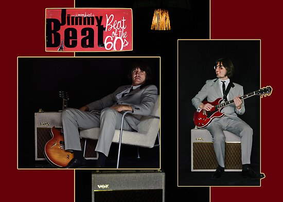 Presenting Jimmy Beat by faceart