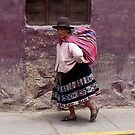 Images Of Peru - The People 7 by Rebel Kreklow