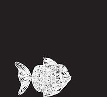 Filigree Fishy by aysegul