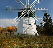 Davidson Windmill by by M LaCroix