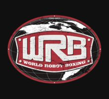 World Robot Boxing by superiorgraphix