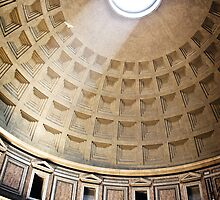 Pantheon, Rome by Kelly Kingston