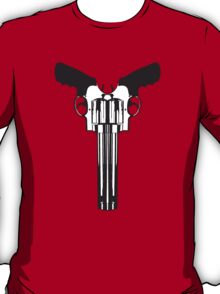 Smith and Wesson cow skull T-Shirt